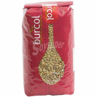 Burcol Lenteja castellana Paquete 500 g