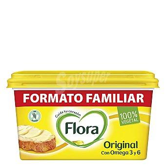 Flora Margarina 3/4, 100% vegetal 600 g
