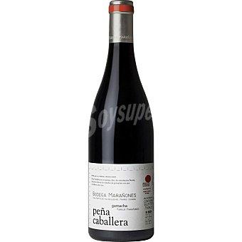 Marañones Peña Caballera vino tinto garnacha de Madrid botella 75 cl botella 75 cl