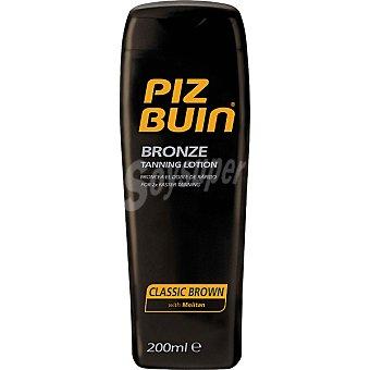 PIZ BUIN Bronze Tanning loción solar classic brown frasco 200 ml
