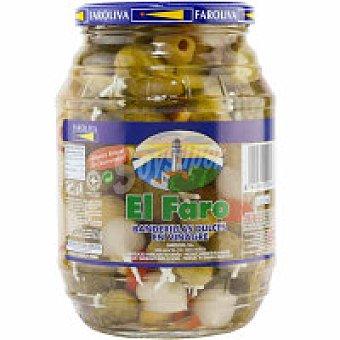 El Faro Banderillas dulces Frasco 500 g