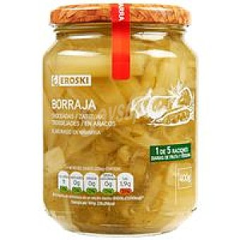 Eroski Borraja troceada Frasco 400 g