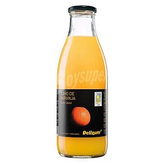 Delizum Zumo ecológico naranja 1 l