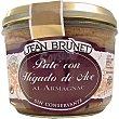 Paté de hígado de ave al Armagnac 180 gramos Jean Brunet