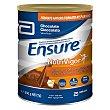 Complemento alimenticio NutriVigor chocolate 850 g Ensure