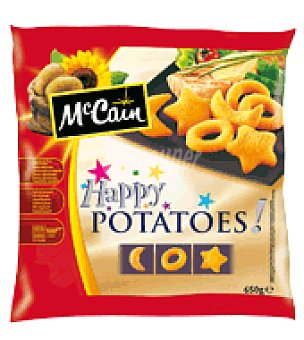 Mc Cain Happy potatoes 650 g
