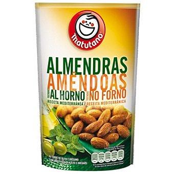 Matutano Almendras horneadas Mediterráneas Bolsa 160 g