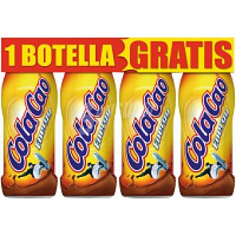 Cola Cao Batido de cacao Energy Pack 3+1x200 ml