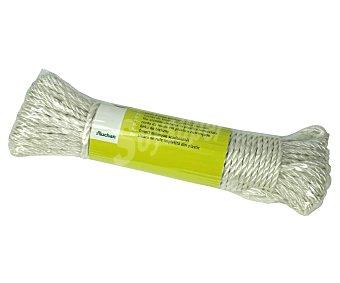 Productos Económicos Alcampo Bobina de cuerda para tender de plástico trenzado, 20 metros alcampo