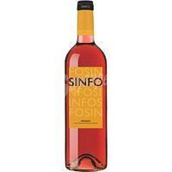 Sinforiano Vino Rosado Botella 75 cl