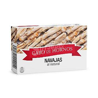 CABO DE HORNOS Navajas Natural Cabo de Hornos 63 gramos