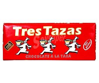 Tres Tazas Chocolate a la taza 200 g