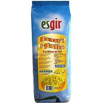 ESGIR bolitas de miel sin gluten envase 250 g
