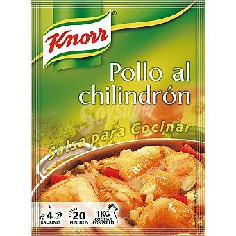 Knorr Pollo al chilindrón Sobre 53 g