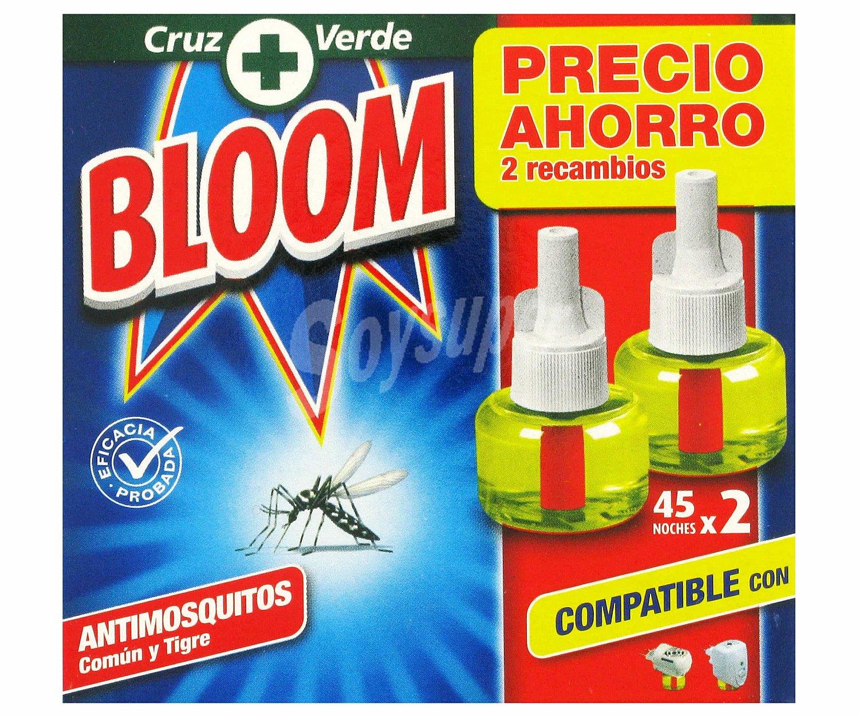 Bloom recambio el ctrico antimosquitos 2 unidades de 23 - Mata cucarachas electrico ...