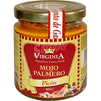 Virginia Mojo picón Envase 250 ml