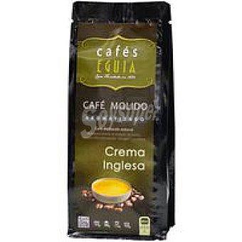 CAFÉS EGUIA Café molido crema inglesa 250 grs
