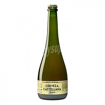 Cerveza artesana Castellana de trigo Botella 75 cl