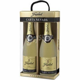 Freixenet Cava Brut Carta Nevada Pack 2x75 cl