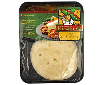 Ta Tung Fajitas de pollo 250 gramos