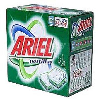 Ariel Detergente en pastillas Caja 28 pastillas