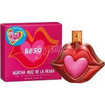 Ágatha Ruiz de la Prada Colonia para mujer Beso 100 ml