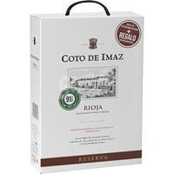 COTO IMAZ Vino Rioja Reserva Pack 2x0,75 cl