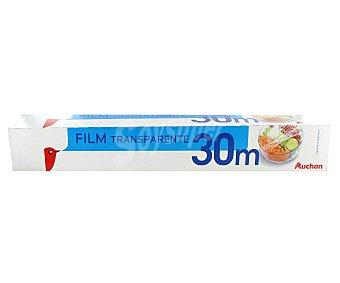 Auchan Film transparente Rollo 30 m