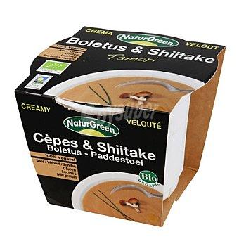 Naturgreen Crema bole.&shitake - Sin Gluten 310 g