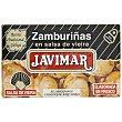 Zamburiñas es salsa de vieira 70 g Javimar