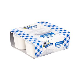 La Fageda Yogur de sabor natural 4 x 125 g