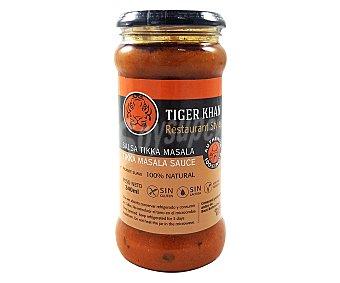 Tiger Khan Salsa Tikka Masala 340 ml