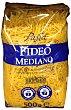 Fideo mediano pasta Paquete 500 g Hacendado
