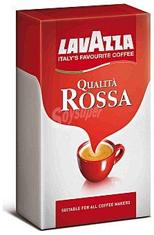 Lavazza Café natural molido Qualità Rossa Paquete 250 g