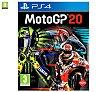 Motogp 20 para Playstation 4. Género: carreras, motos. pegi: +3.  Milestone