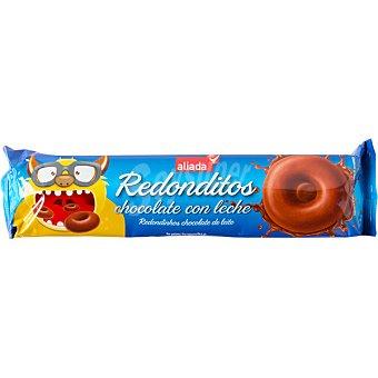 Aliada Redonditos de chocolate con leche Paquete 150 g