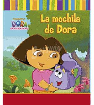 Dora Mi mochila de las aventuras de (nickelodeon Beascoa)