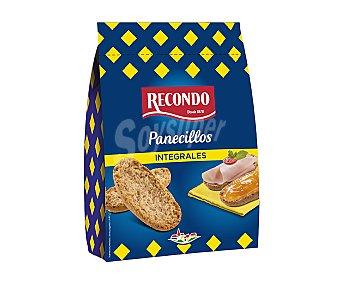 Recondo Panecillos integrales tostados Recondo 225 g