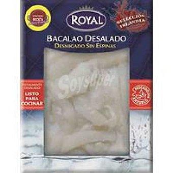 Royal Bacalao desmigado desalado 250g