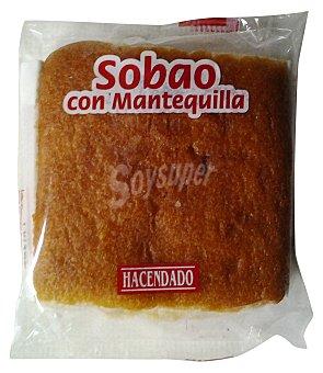 HACENDADO SURTIDO GRANEL SOBAO MANTEQUILLA 1 u - 40 g