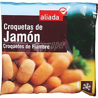 Aliada Croquetas de jamón bolsa 500 g
