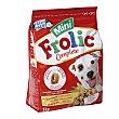 Comida para perros adultos de raza pequeña a base de carne 1 kg Frolic