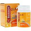 Redoxon Go Vitamina C que ayuda al sistema inmunitario caja 30 comprimidos masticables sin necesidad de agua sabor naranja Caja 30 comprimidos Bayer