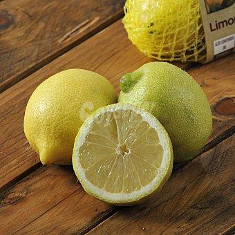Carrefour Bio Limón Ecológico Carrefour Bio Malla 500 grs Malla de 500 g