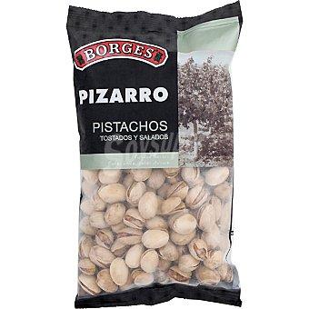 Borges Pizarro Pistachos tostados y salados Bolsa 200 g