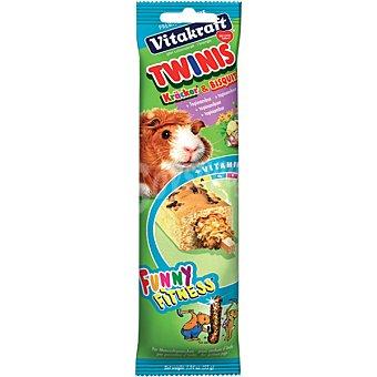 VITAKRAFT TWINIS Bizcocho + barrita para cobayas paquete 1 unidad Paquete 1 unidad