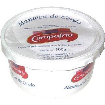 Campofrío Manteca de cerdo Tarrina 500 g