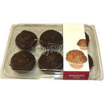 Dillepasa Madalena de chocolate Bolsa 315 g