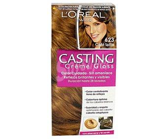 Casting Crème Gloss L'Oréal Paris Tte café/leche 623 1u