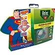 Pulsera antimosquitos repelente Click-Clack caja 1 unidad + 2 recargas + regalo reloj digital sumergible Superman caja 1 unidad + 2  Relec